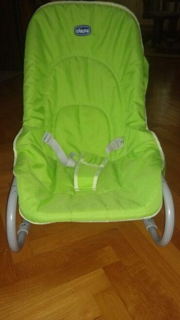 Njihalica - Srbija: Njihalica za bebe, klasični tragovi korišćenja. Bez oštećenja