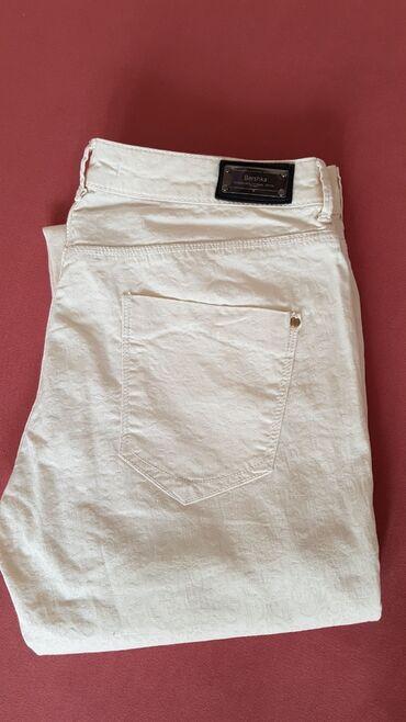 Pantalone berska - Srbija: Bershka pantalone, nenosene, samo oprane. Vel. 38