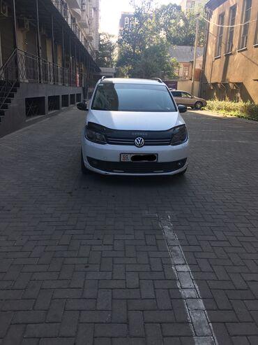 Автомобили в Бишкек: Volkswagen Touran 1.4 л. 2020 | 146188 км
