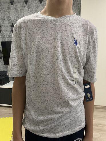 Продаю U. S Polo футболки из Америки  подростковый размер 13-14 лет