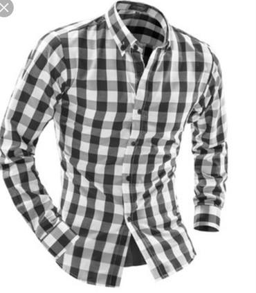 Рубашка мужская в Бишкек