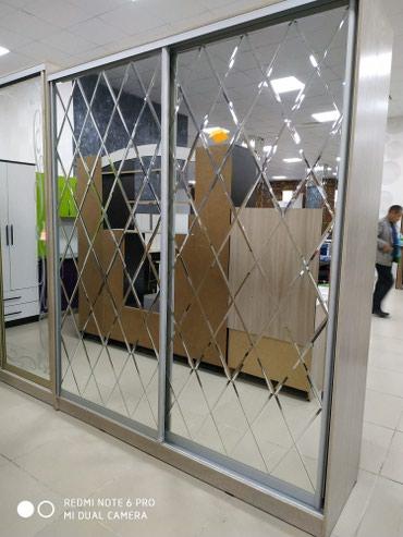 Купе шкаф декор 35тыс сом   в Бишкек