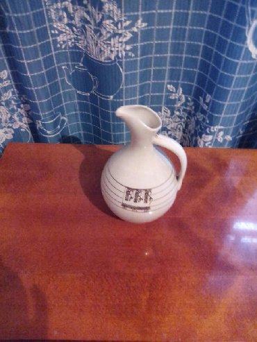 Антикварные вазы - Кыргызстан: Кувшин, советский. Цена500