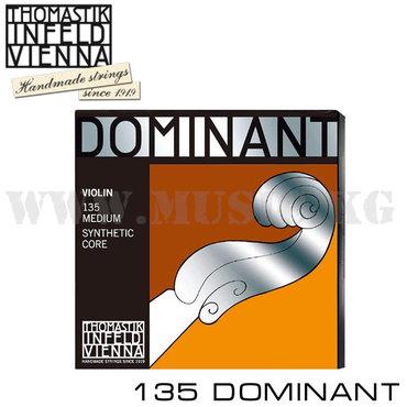 Струны Dominant имеют в своей основе гибкий, многожильный