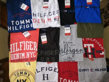 TOMMY HILFIGER, NIKE, POLO, UNDER ARMOUR, EXTRA KVALITET M-2XL - Pancevo