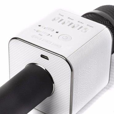 Bakı şəhərində Mikrofon karaoke üçünbu mikrofon istər evdə, istərsə də çöldə ailəniz