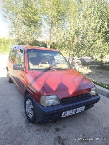 Транспорт - Узген: Daewoo Tico 0.8 л. 1996
