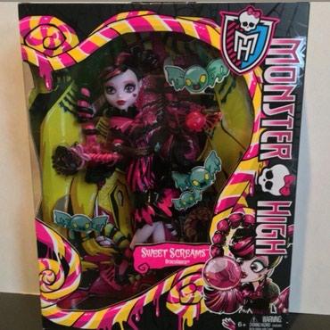 Кукла Monster high Draculaura. Серия Sweet screams. в Бишкек