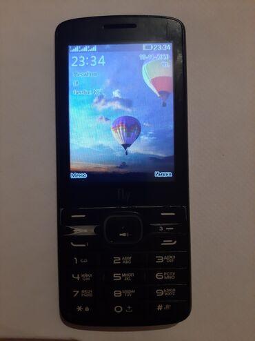 Базар коргон фото - Кыргызстан: Fly 3-x симочный кнопочный телефон