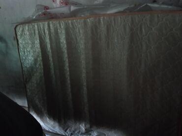 продам бу в Кыргызстан: Продам в Токмаке двухместный матрас от Лина .размер 190-150см .бу