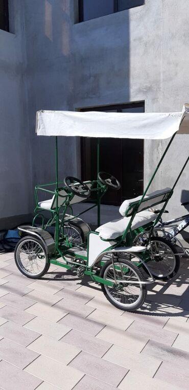 Digər nəqliyyat - Azərbaycan: Satılır 2 nəfərlik gezinti üçün velosiped qiymət 800 AZN ünvan