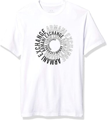 Muska majca l - Srbija: Armani Exchange-Original muska majica u M i L velicinama-VRHUNSKA
