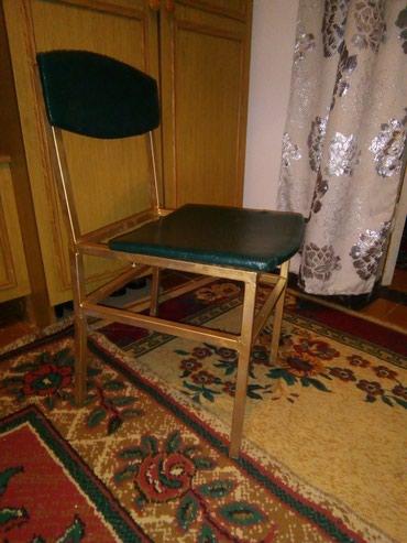Делаю на заказы кухонные стулья столы кресло качалка каркас железный в Лебединовка