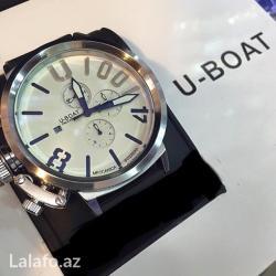 u boat - Azərbaycan: U-boat-1001:Avtomatik mexanizma,Paslanmayan polatdan korpus,mineral