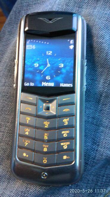 Vertu - Кыргызстан: Продам кнопочный телефон Vertu constellation б/у оригинал. В хорошем