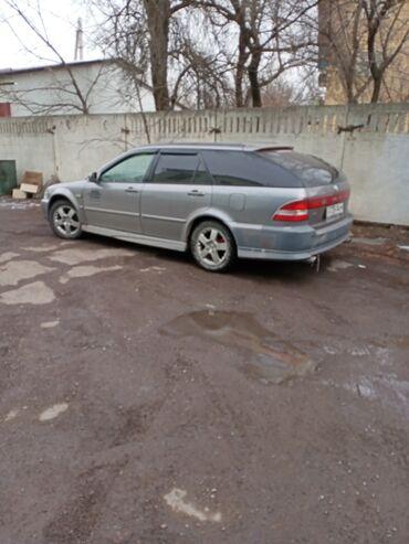 Honda Accord 2.3 л. 2000 | 232 км