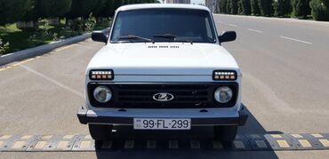 VAZ (LADA) - Gəncə: VAZ (LADA) 4x4 Niva 1.7 l. 2013 | 101000 km