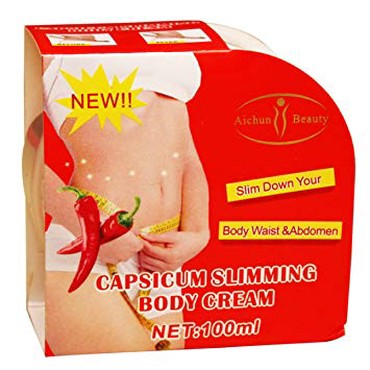 This cream is good response for slimming. i am sure you you will be