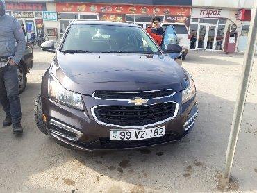 prodat kvartiru bez posrednikov в Азербайджан: Chevrolet Cruze 1.4 л. 2015 | 110000 км
