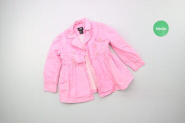 Плащ для дівчинки H&M, вік 3-4 роки, зріст 104 см   Довжина: 44 см