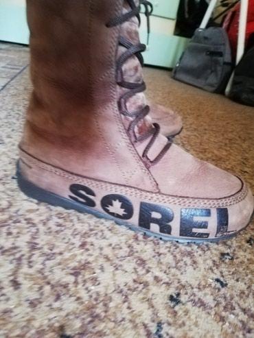 Продаю классные ботинки, новые. Кожа и в Бишкек