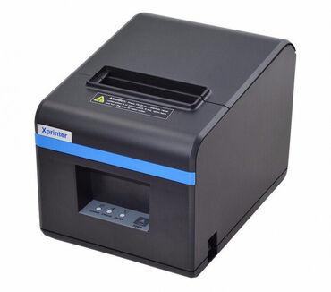совместимые расходные материалы ricoh pla пластик в Кыргызстан: Термоприпринтер чеков Xprinter XP-N160 Тип притнер чеков; Интерфейсы