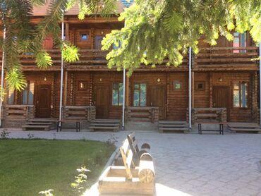 Пансионат * Тулпар * расположен на северном побережье озеро Ыссык куль
