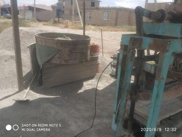 Коммерческая недвижимость - Кок-Ой: Продаю действующий бизнес производство пескоблока ак ордо
