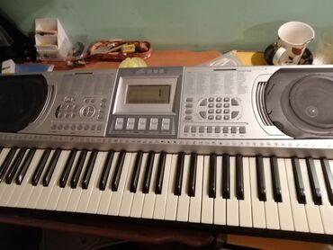 Синтезаторы - Азербайджан: 5 oktava yarimproffesional sintizator pianinonu evez edir