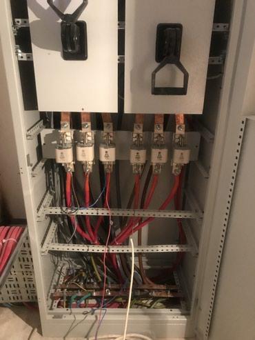 Bakı şəhərində Binalarda sifirdan elektrik iwleri gorurem. Yuksek seviyyeli