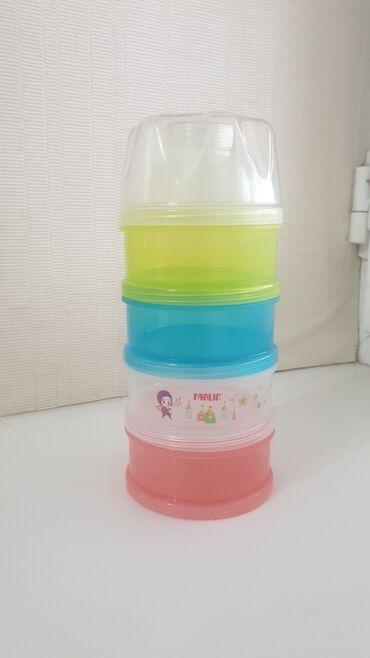 345 объявлений: Продаю контейнер-дозатор Farlin (Тайвань) для детской смеси, сыпучих