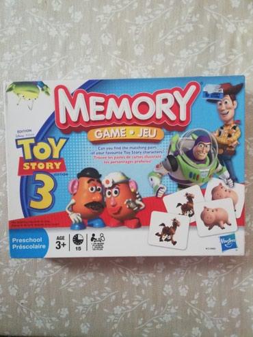 Igra memorije Toy story 3 - Sabac