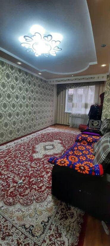 аренда квартир в бишкеке район восток 5 в Кыргызстан: Продается квартира 78м2 в районе Юго-Востоке, 1й этаж