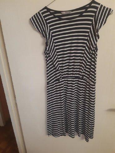 Deciji kupaci lindex - Srbija: Mornarska haljina za devojcice, Lindex 10-14godina, broj 158/164