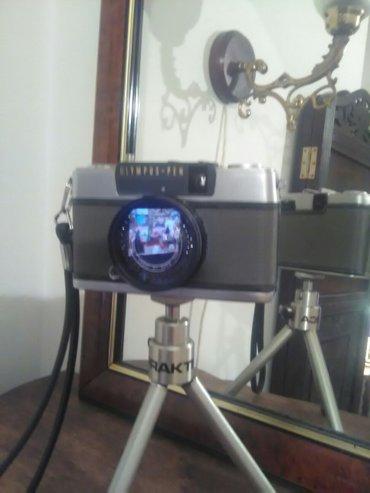 Fotoaparat,olimpus pen,36x2,fotocelija,ocuvan,ispravan,za - Beograd