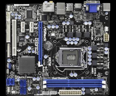 asrock - Azərbaycan: Материнская плата ASRock H67M Поддержка Intel® K процессоров/ Система