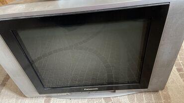 Рабочий телевизор Панасоник  Плоский экран Отлично показывает
