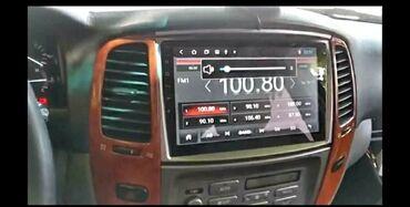 Монитор Android на tlc-100