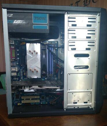 I7, 16GB DDR3, RX 580 СРОЧНОПроцессор: Intel Core I7 2600K 4 ядра 8