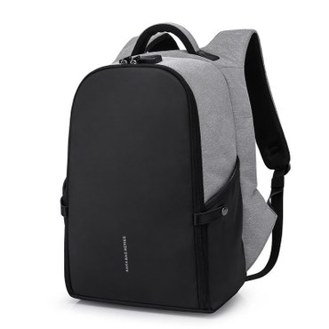 чёрная-сумка в Кыргызстан: Рюкзак Антивор KAKA-806 Бишкек  отделение для ноутбука и планшета откр