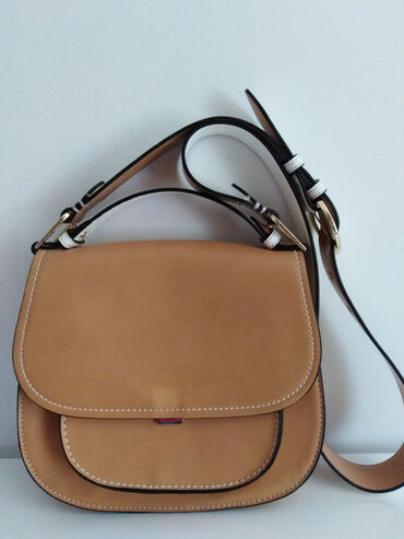 Mona torba - Srbija: ZARA fantastična torba,prelep model sa veliki širokim kaišem za rame u