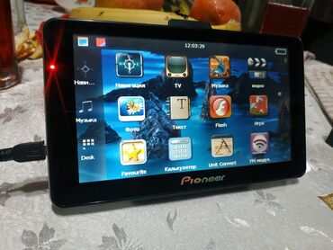 gps навигатор pioneer в Кыргызстан: Gps навигатор pioneer  Новая не использована