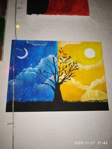 Картина день/ночь