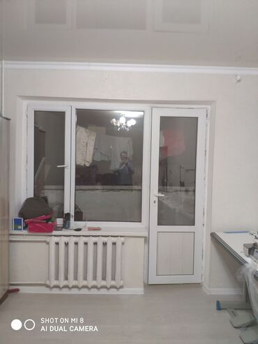 пластик для стен цена в Кыргызстан: Продается квартира: 1 комната, 40 кв. м