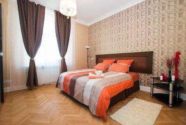фрунзе гипермаркет бишкек в Кыргызстан: Сдается 1 комнатная квартира! в Бишкеке! С шикарным видом на город!  К