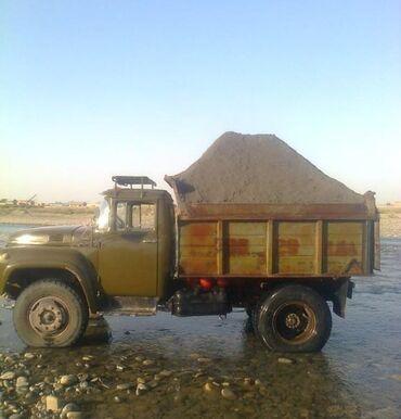 Доставка   зил кум песок отсев смесь щебень черно зем перегной кык гр