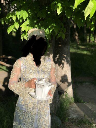Платье для никах,саламов,фотосессий,в приданное Ручная работа Одевала
