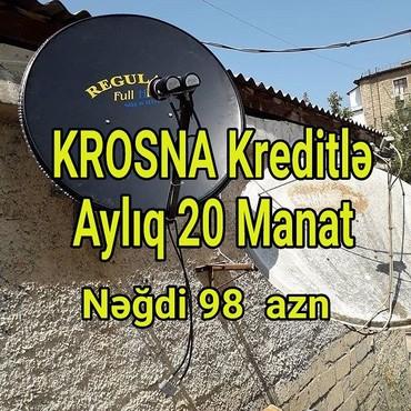 IT, internet, telekom Azərbaycanda: Krosnu