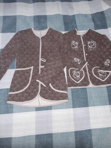 Деми куртка сшитая на заказ от Мурас. Размер М(44-46), . Лёгкая