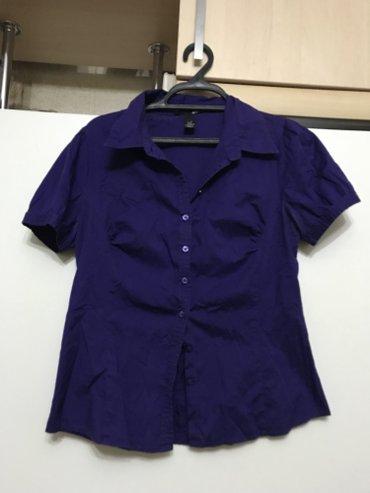 Рубашка h&m, размер 46-48 в Бишкек